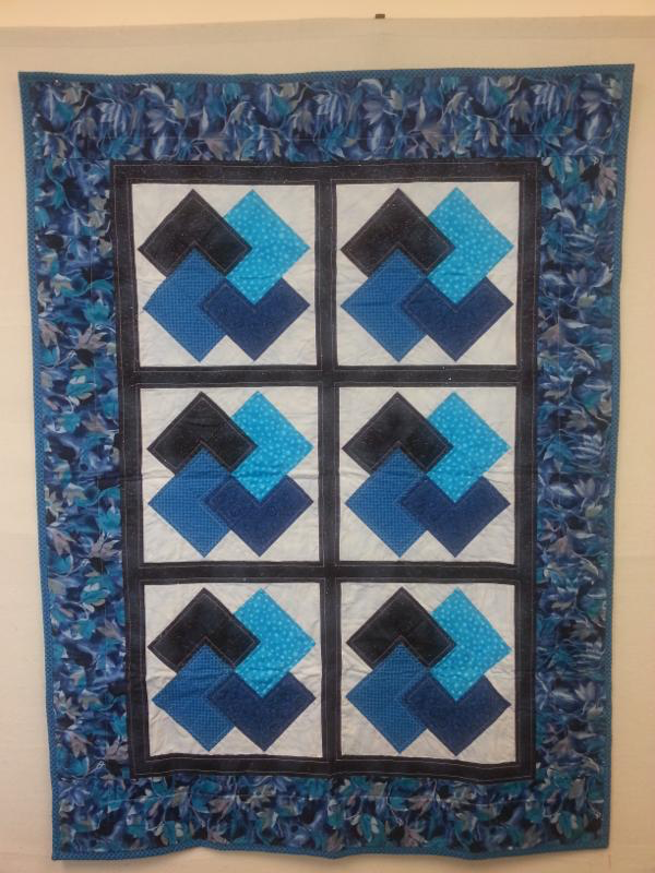Beginner Card Tricks Quilt