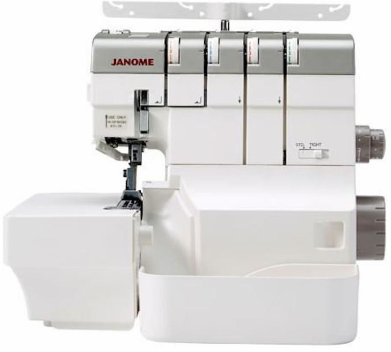 The NEW Janome 2000D Serger – Tom's Sewing Newsletter