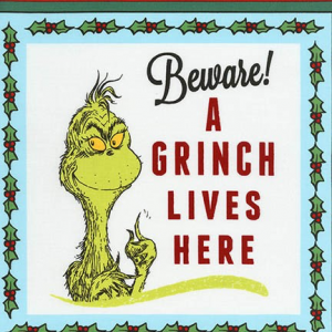 How the Grinch Stole Christmas 17490-223A