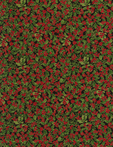 Joyful Season C5967- Holly