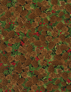Joyful Season C5970- Pinecone
