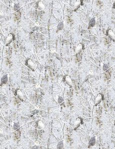 Snowscape: Owl C 6133-Owl